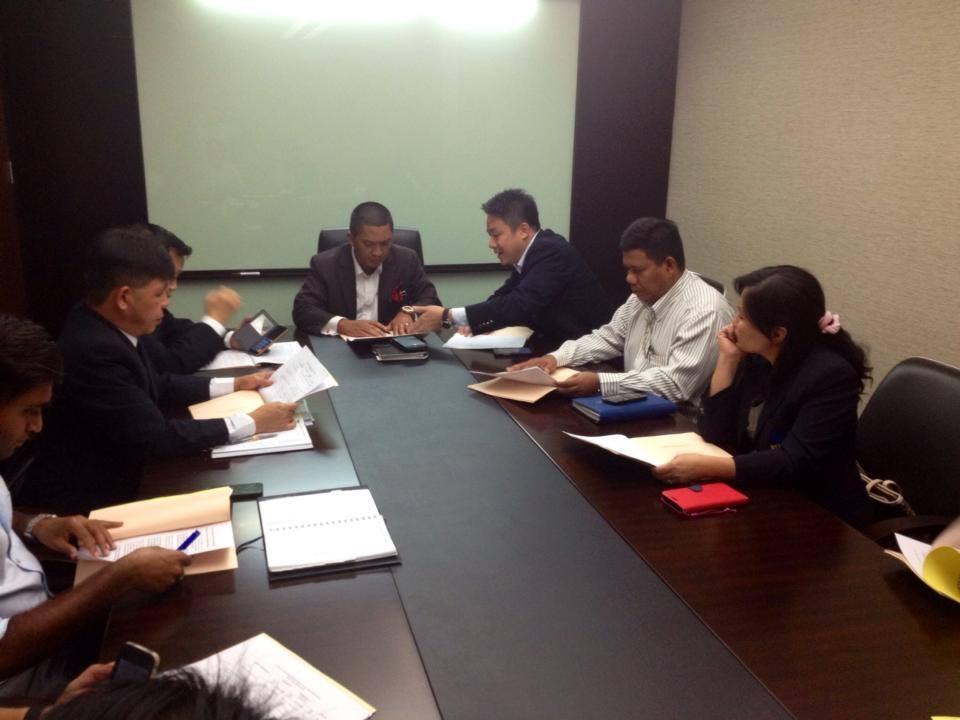 Meeting With Exco Perumahan Kedah