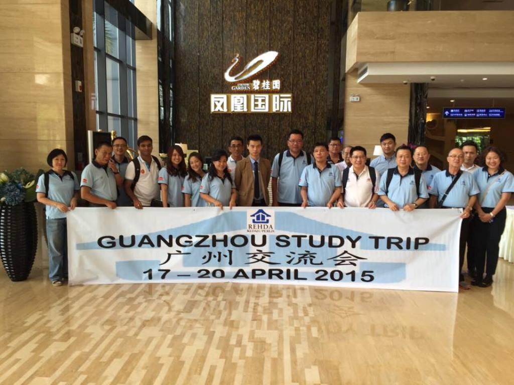 Study Trip to Canton Macau