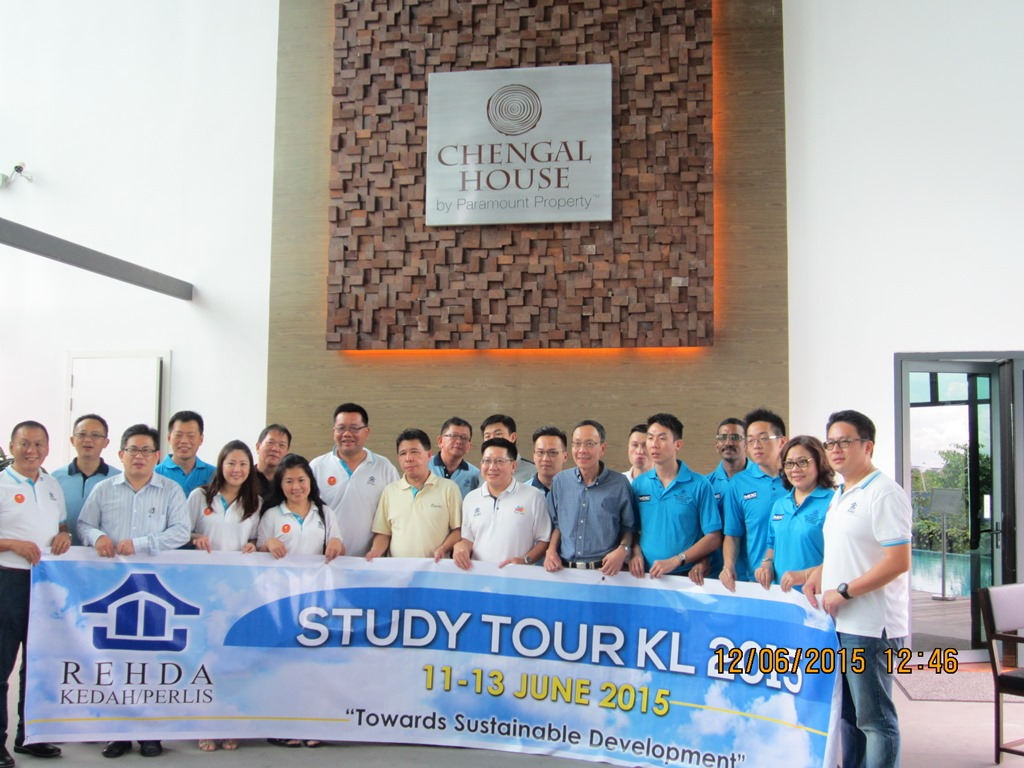 STUDY TOUR KL  AND REHDA ANNUAL DELEGATES' CONFERENCE 2015