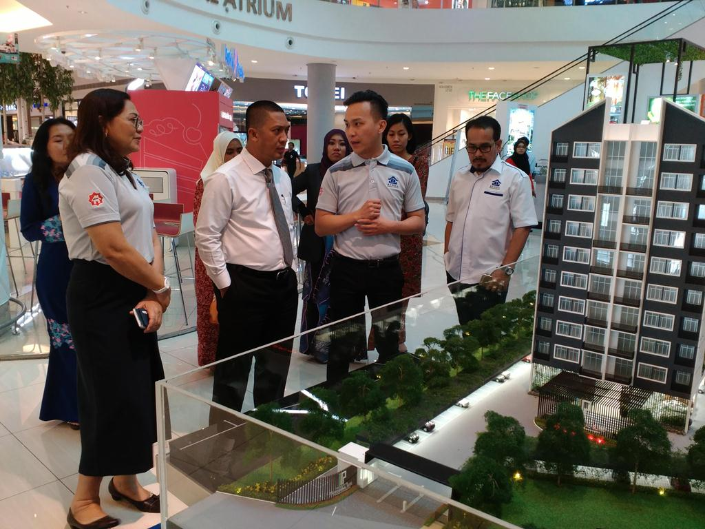 YB DATO' VISIT 2nd eHOM