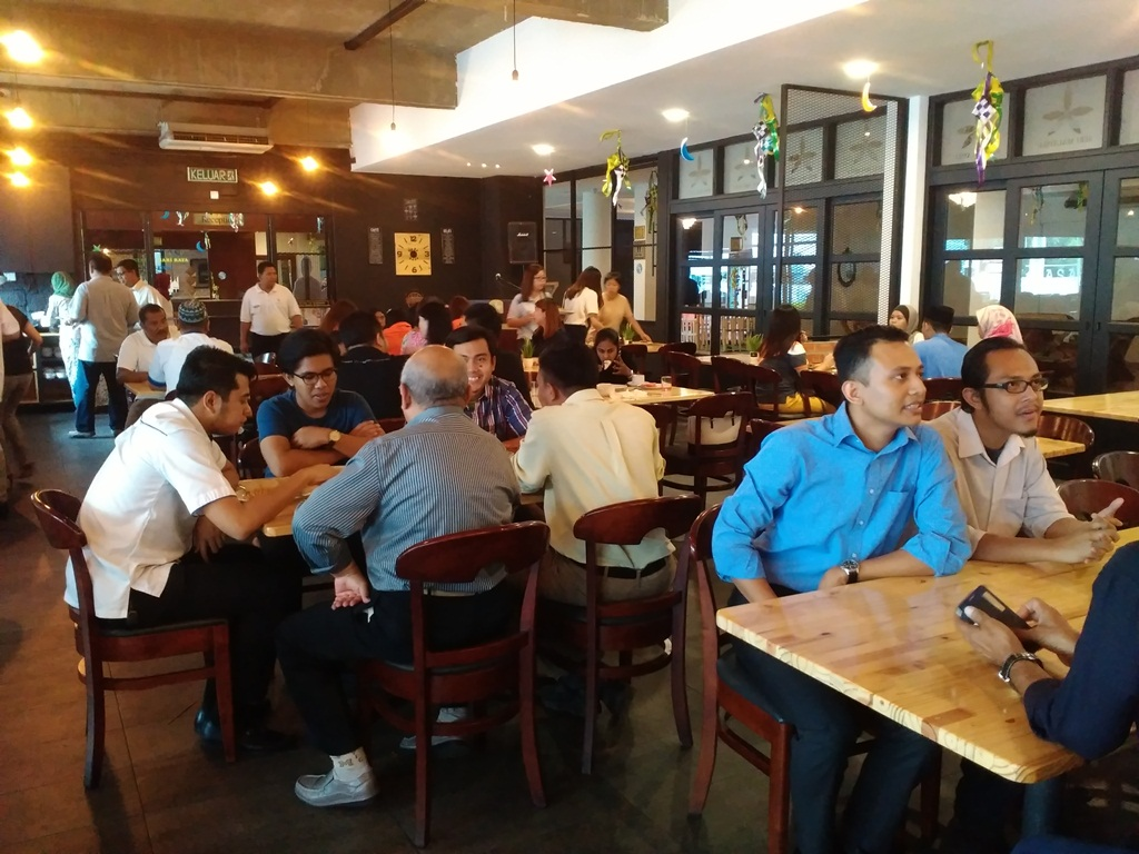 HARI RAYA AIDIL FITRI 2017 ' OPEN HOUSE'